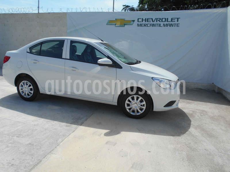 Chevrolet Aveo Paq A usado (2012) color Blanco precio $209,400