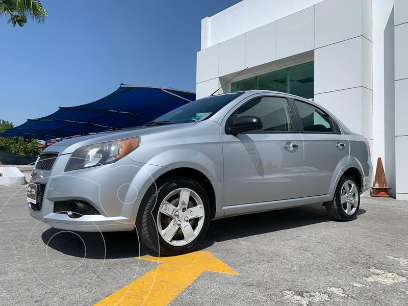 Foto Chevrolet Aveo LT (Nuevo) usado (2016) color Plata Dorado precio $147,500