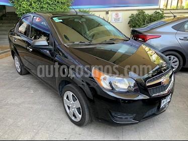 Chevrolet Aveo LTZ usado (2018) color Negro precio $185,000