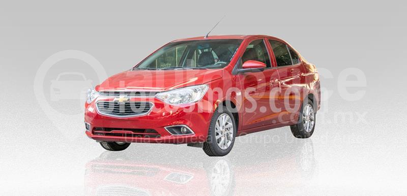 Chevrolet Aveo LTZ usado (2019) color Rojo precio $187,000