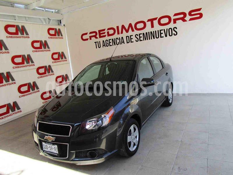 Chevrolet Aveo LS Aut usado (2017) color Negro precio $125,000