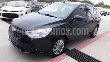 Chevrolet Aveo LT Aut usado (2018) color Negro precio $175,000
