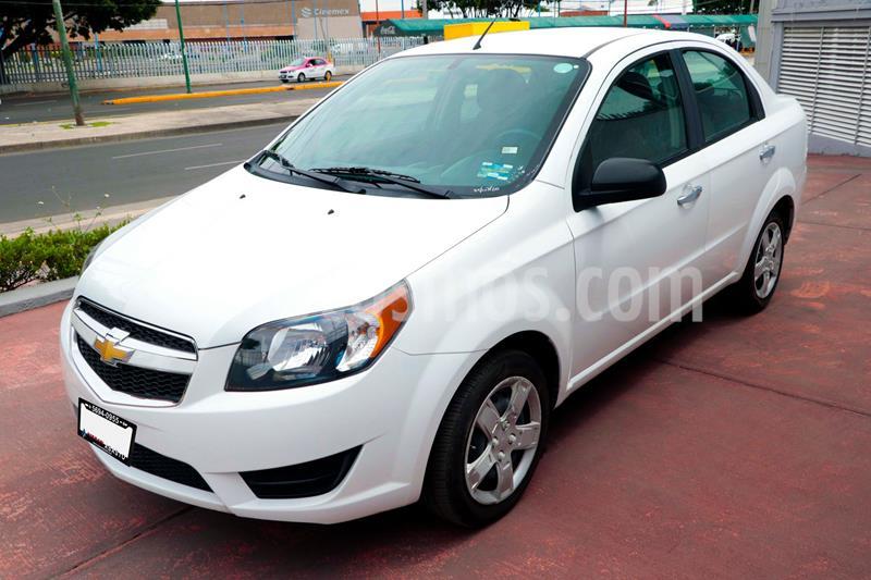 Chevrolet Aveo LT Bolsas de Aire y ABS (Nuevo) usado (2018) color Blanco precio $143,000