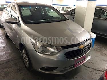 Chevrolet Aveo LT Aut (Nuevo) usado (2019) color Plata precio $168,000