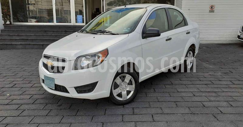 Chevrolet Aveo LS Aut usado (2018) color Blanco precio $133,900