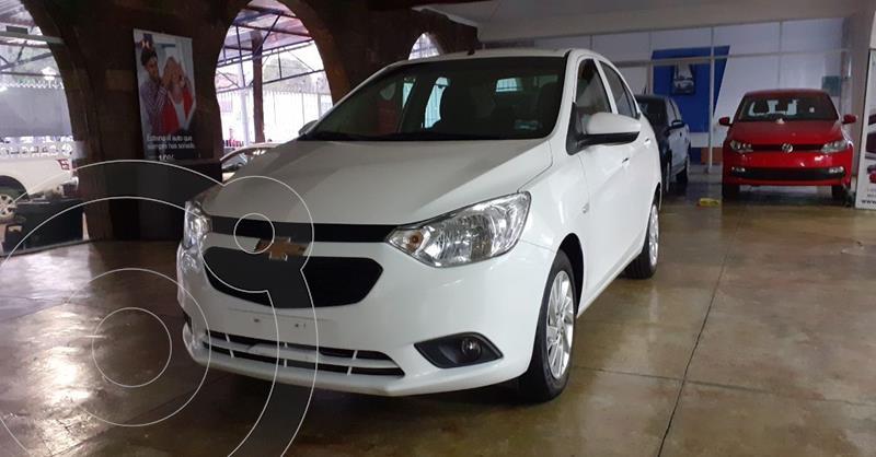 Foto Chevrolet Aveo LT Aut usado (2020) color Blanco precio $179,900