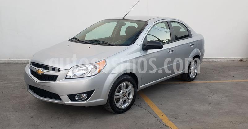 Chevrolet Aveo LTZ Aut usado (2018) color Plata Dorado precio $129,900
