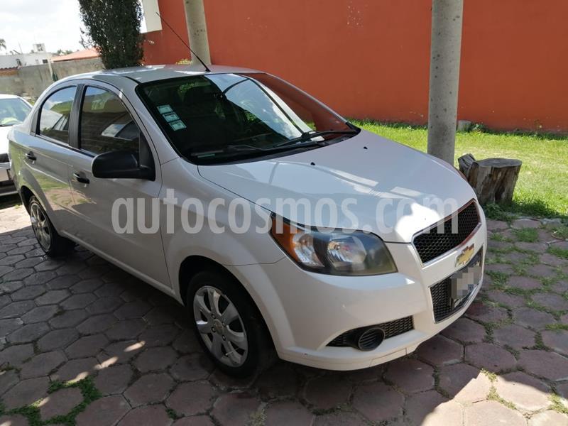 Chevrolet Aveo LS Aa Radio y Bolsas de Aire (Nuevo) usado (2013) color Blanco precio $83,500