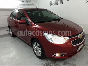 Foto Chevrolet Aveo LTZ usado (2018) color Rojo Victoria precio $210,000
