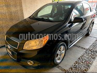 Chevrolet Aveo LTZ Aut usado (2012) color Negro precio $99,000