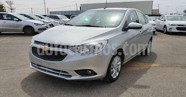Chevrolet Aveo 4p LT L4/1.5 Aut usado (2019) color Plata precio $146,900