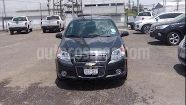 Chevrolet Aveo LTZ Bolsas de Aire y ABS Aut (Nuevo) usado (2017) color Gris Oscuro precio $145,000