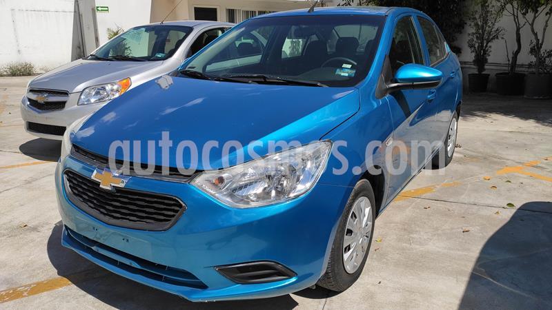 Chevrolet Aveo LS (Nuevo) usado (2018) color Azul precio $151,400