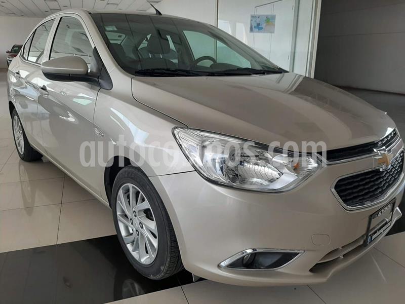 Chevrolet Aveo LTZ Aut usado (2018) color Dorado precio $157,290