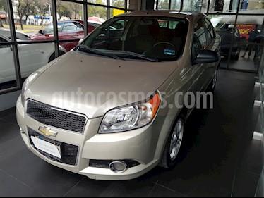 Chevrolet Aveo LTZ usado (2013) color Bronce precio $113,000