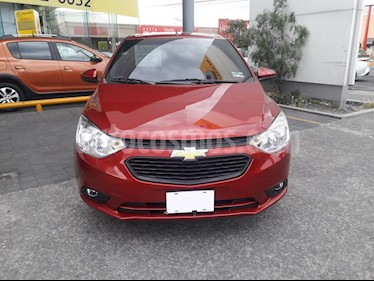 Chevrolet Aveo LS (Nuevo) usado (2020) color Rojo precio $198,500
