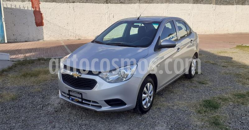 Chevrolet Aveo LS Aa usado (2020) color Plata Dorado precio $189,900