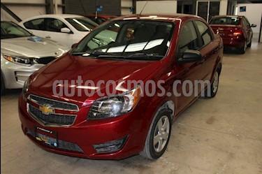 Chevrolet Aveo LT Aut usado (2018) color Rojo precio $149,900