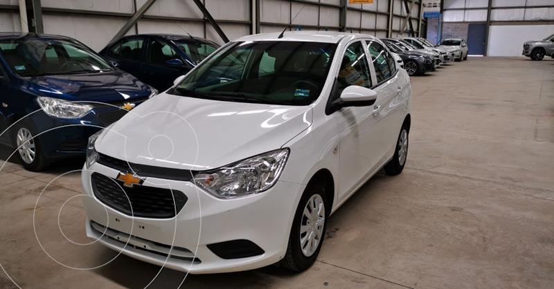 Foto Chevrolet Aveo LS Aa usado (2020) color Blanco precio $159,900
