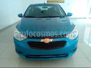 Chevrolet Aveo LT Aut usado (2019) color Azul precio $180,000