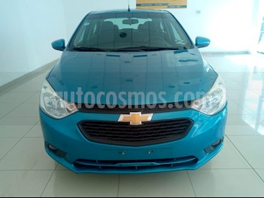 Foto Chevrolet Aveo LT Aut usado (2019) color Azul precio $180,000