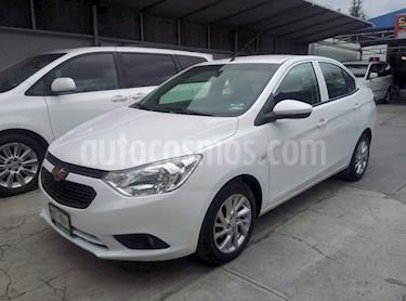 Chevrolet Aveo LT Aut (Nuevo) usado (2018) color Blanco precio $199,900