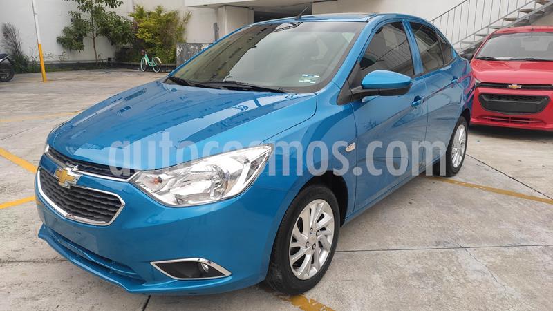Chevrolet Aveo LTZ (Nuevo) usado (2019) color Azul precio $169,900