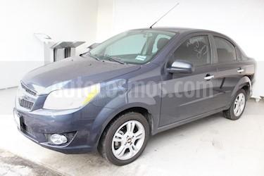 Chevrolet Aveo 4p LT L4/1.6 Aut usado (2018) color Azul precio $189,000