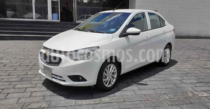 Chevrolet Aveo Paq C usado (2020) color Blanco precio $179,900