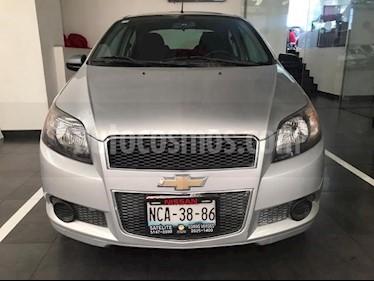 Chevrolet Aveo 4P LS TA A/AC CD R-14 usado (2015) precio $119,900