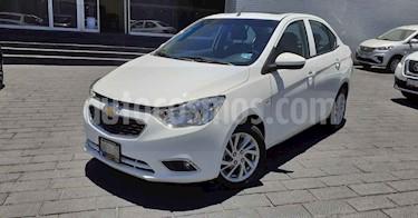 Chevrolet Aveo 4p LTZ L4/1.5 Aut usado (2018) color Blanco precio $129,800