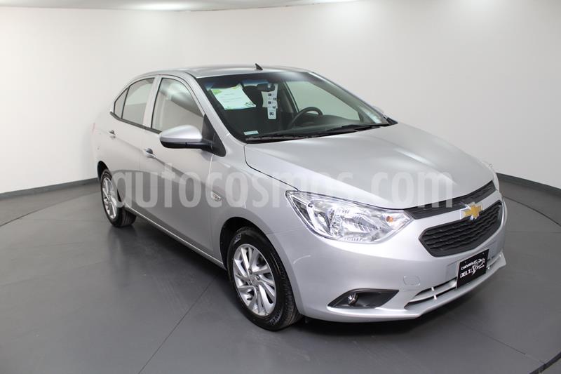 Chevrolet Aveo LT (Nuevo) usado (2019) color Plata Brillante precio $201,900