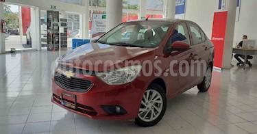 Chevrolet Aveo 4p LT L4/1.5 Aut usado (2019) color Rojo precio $156,900