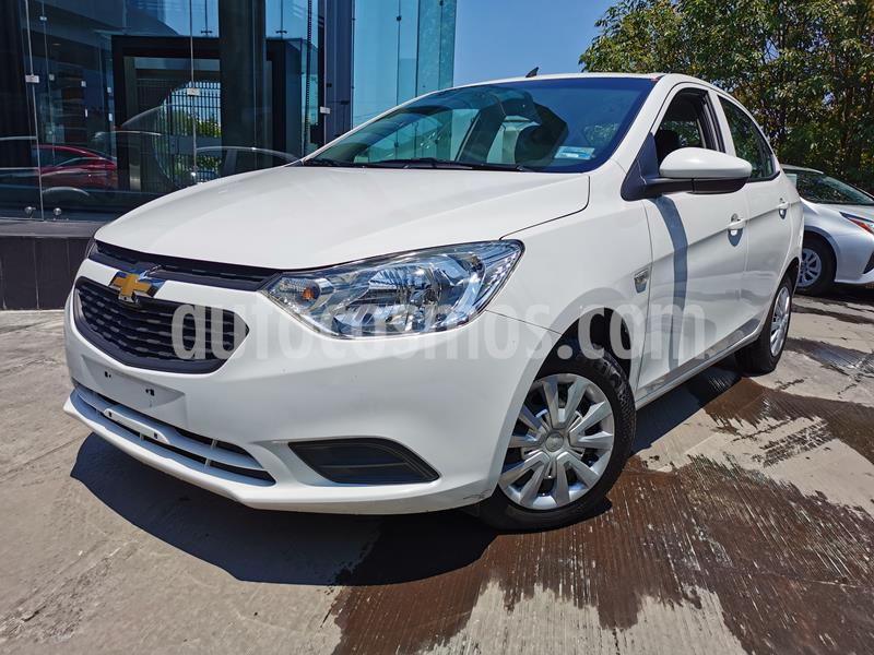 Chevrolet Aveo LS (Nuevo) usado (2019) color Blanco precio $160,000