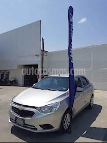 foto Chevrolet Aveo Paq A nuevo color Plata precio $221,900