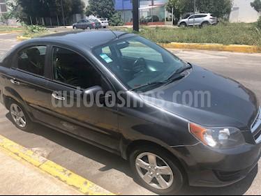 Chevrolet Aveo LT Aut usado (2018) color Gris precio $119,500