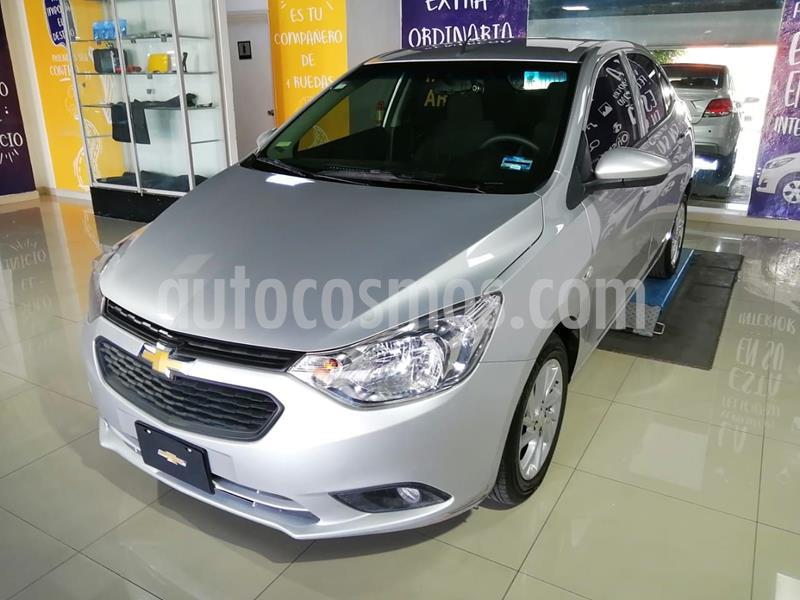 Chevrolet Aveo LTZ usado (2020) color Plata Dorado precio $205,000