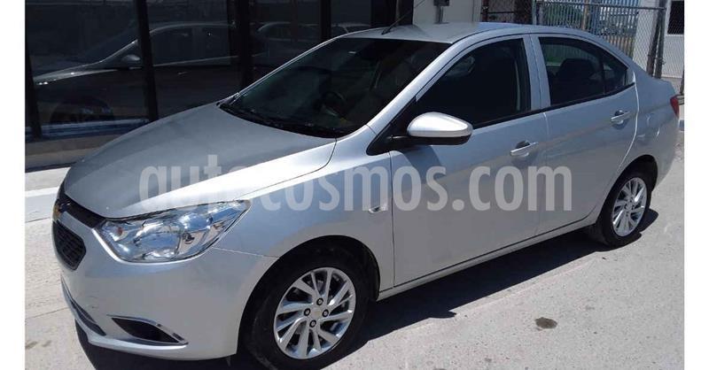 Chevrolet Aveo LT Aut usado (2019) color Plata precio $154,900