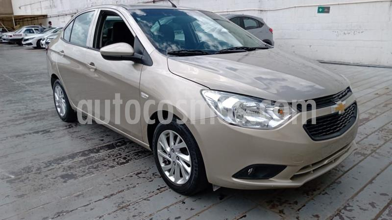 Chevrolet Aveo LT Aut usado (2018) color Beige precio $154,000