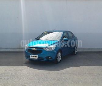 Chevrolet Aveo LS Aa usado (2018) color Azul precio $179,000