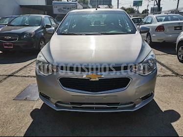 Chevrolet Aveo LTZ Aut usado (2018) color Plata Brillante precio $162,000