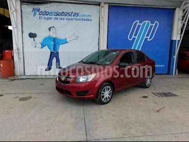 Chevrolet Aveo LT (Nuevo) usado (2018) color Vino Tinto precio $76,000