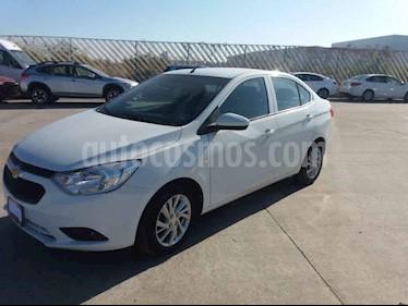 Chevrolet Aveo 4p LT L4/1.5 Aut usado (2019) color Blanco precio $169,900
