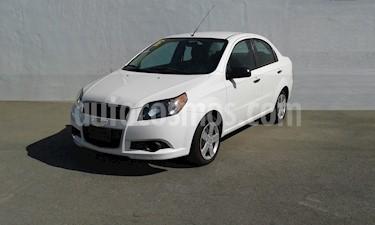 Chevrolet Aveo LT Aut usado (2016) color Blanco precio $126,000