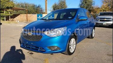 Chevrolet Aveo LT Aut usado (2019) color Azul precio $159,800