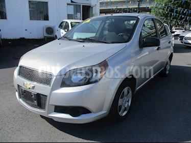 Foto Chevrolet Aveo LS usado (2014) color Plata precio $115,000
