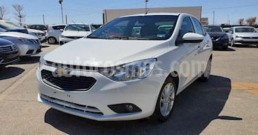 Chevrolet Aveo 4p LT L4/1.5 Aut usado (2019) color Blanco precio $146,900