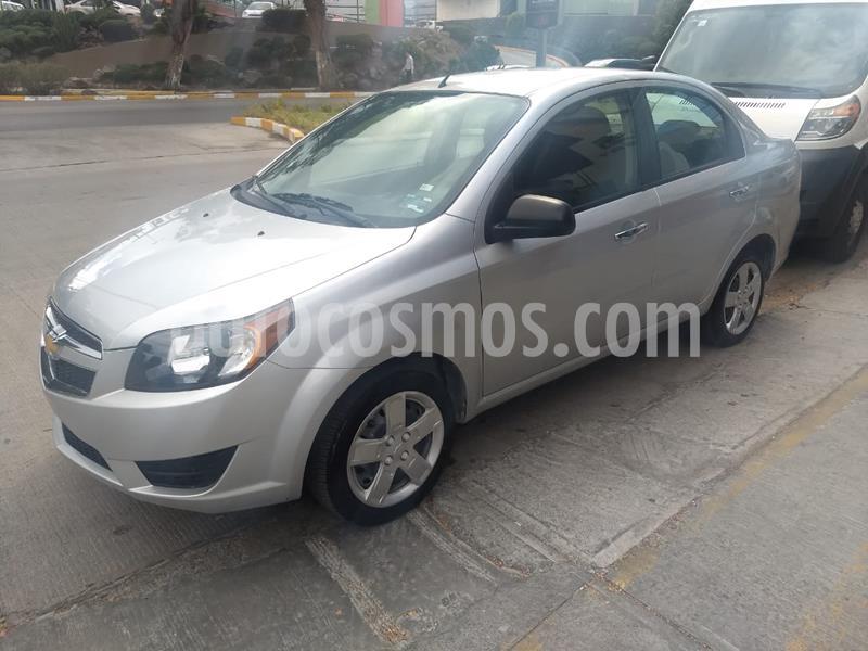 Chevrolet Aveo LS Aa usado (2018) color Plata Dorado precio $139,500