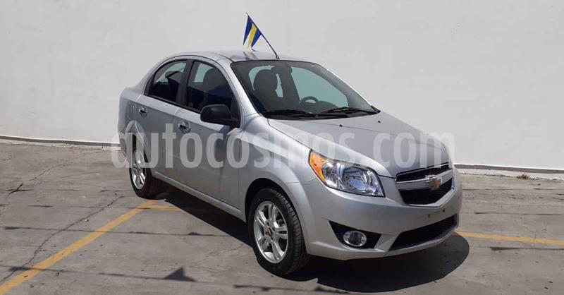 Chevrolet Aveo LTZ Aut usado (2018) color Plata Dorado precio $119,900