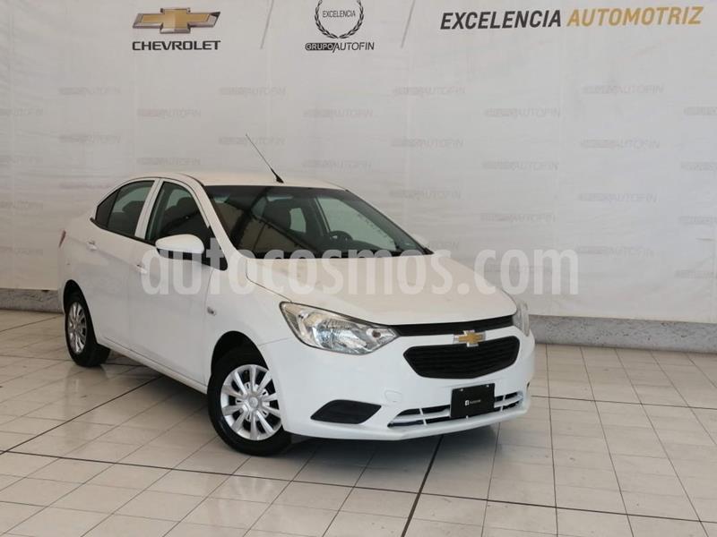 Foto Chevrolet Aveo LS Aa Radio y Bolsas de Aire Aut (Nuevo) usado (2019) color Blanco precio $162,000